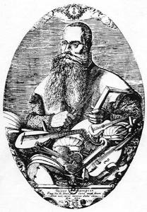 Gaspar Tieffenbrucker (1532.-1596.), bakrorez Woeiriota de Bouzeya